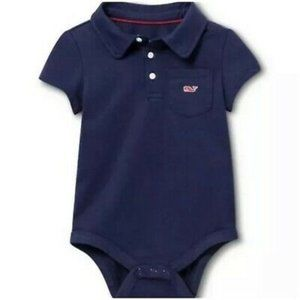 VINEYARD VINES TARGET Baby Polo Bodysuit 3-6 Month